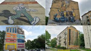 Wybraliśmy 10 najlepszych murali w Warszawie