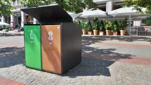 Gdzie papier, a gdzie szkło? Radny: jak pojemniki na śmieci mają odróżnić niewidomi