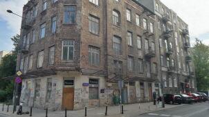 Kamienica przy Żelaznej 66 w Warszawie w rejestrze zabytków