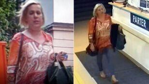 """""""Prysnęła gazem, zabrała torebkę"""". Poszukiwana po rozboju w szpitalu"""