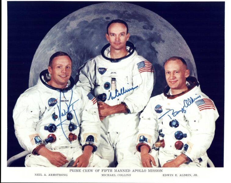 Członkowie misji Apollo 11 (NASA)
