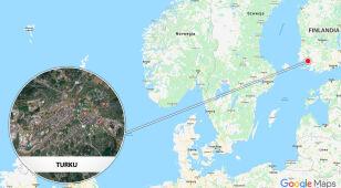 Ścieki z oczyszczalni w Turku trafiły do Bałtyku.