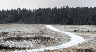W górach panują warunki zimowe