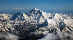 """Chińczycy zmierzą Mount Everest (materiał programu """"Polska i świat"""")"""