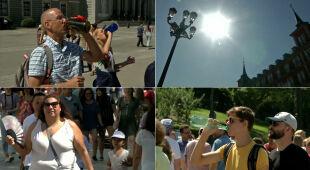 Hiszpania zmaga się z upałem