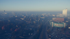 W piątek zaostrzono normy. Na Śląsku wydano pierwsze ostrzeżenie o smogu