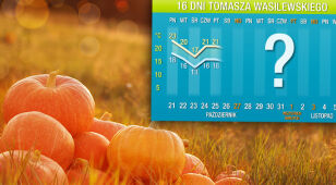 Wasilewskiego prognoza pogody na 16 dni: duże ochłodzenie dopiero pod koniec miesiąca