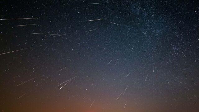 Orionidy przetną niebo. Październikowa noc