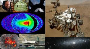 NASA podsumowuje rok 2012: Curiosity na Marsie, odkrycie wody na Merkurym