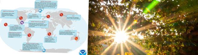 Wrzesień był najcieplejszy w historii pomiarów