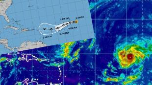 Nowa burza tropikalna na Atlantyku. Może osiągnąć siłę huraganu