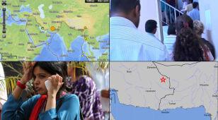 """""""To najsilniejsze trzęsienie ziemi od 1957 roku"""". Najwięcej ofiar w Pakistanie"""